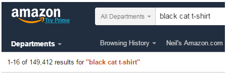 Merch by Amazon SEO