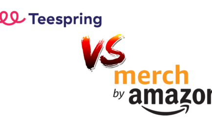 Teespring vs Merch by Amazon – the integration