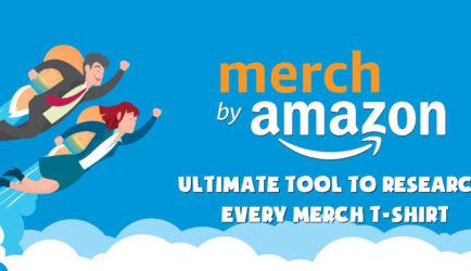 Merch by Amazon review: Earn more money from T-shirts