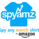 Hướng dẫn sử dụng bộ lọc để xem hết các mẫu t-shirt trên SpyAMZ